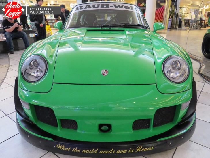 RWB – Custom Porsche Experience