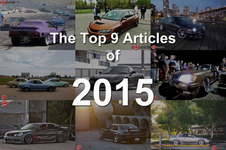 Top 9 Most Popular Posts of 2015