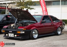 Still crazy about the AE86 after all these years