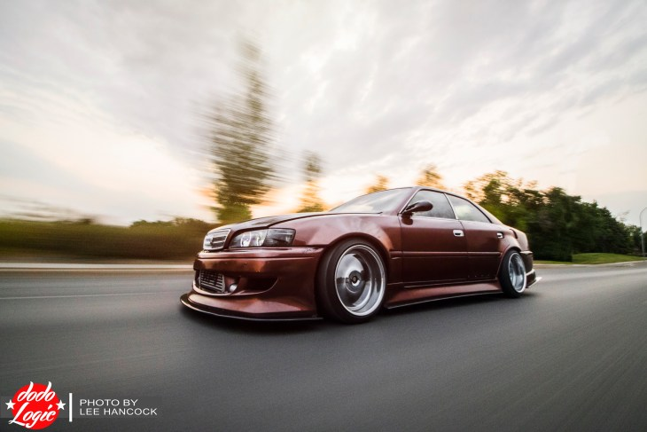 Travis Hilts' Toyota JZX100: Lady in the Streets, Freak in the Sheets