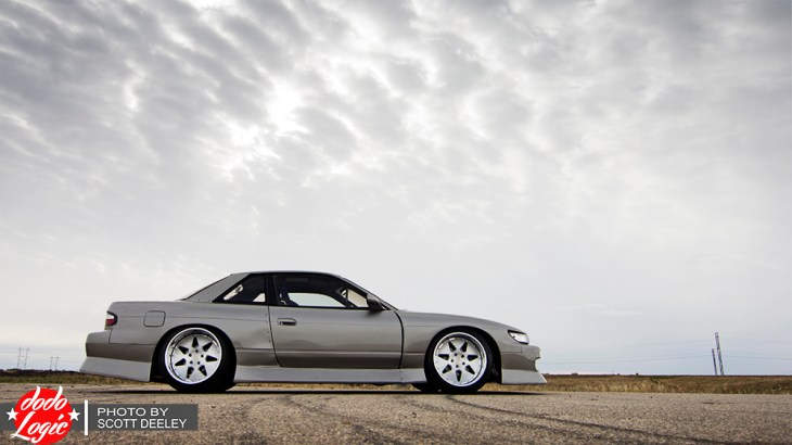 Back from the Ringer: Chase's Silvia