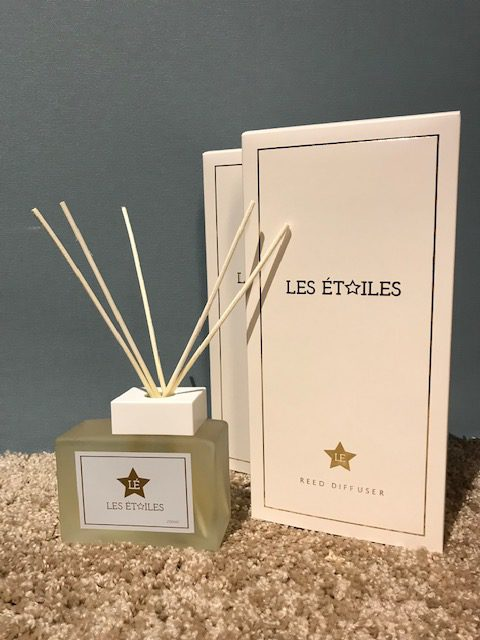 reed diffuser les etoiles