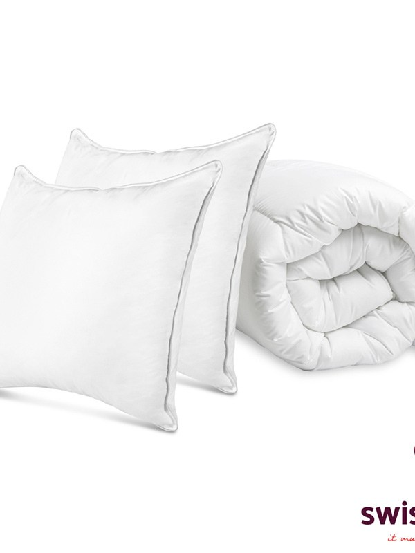 swiss night dekbed set incl kussen