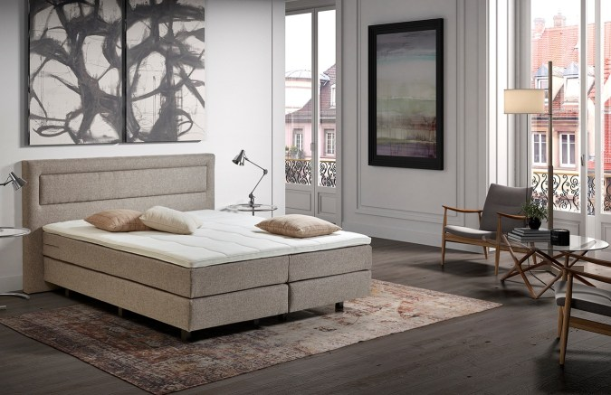complete boxspring set