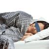 heavy eye cuddle, zwaartekracht masker