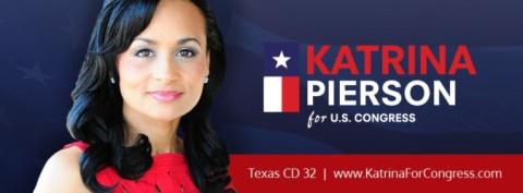 katrina pierson as a Member of Congress