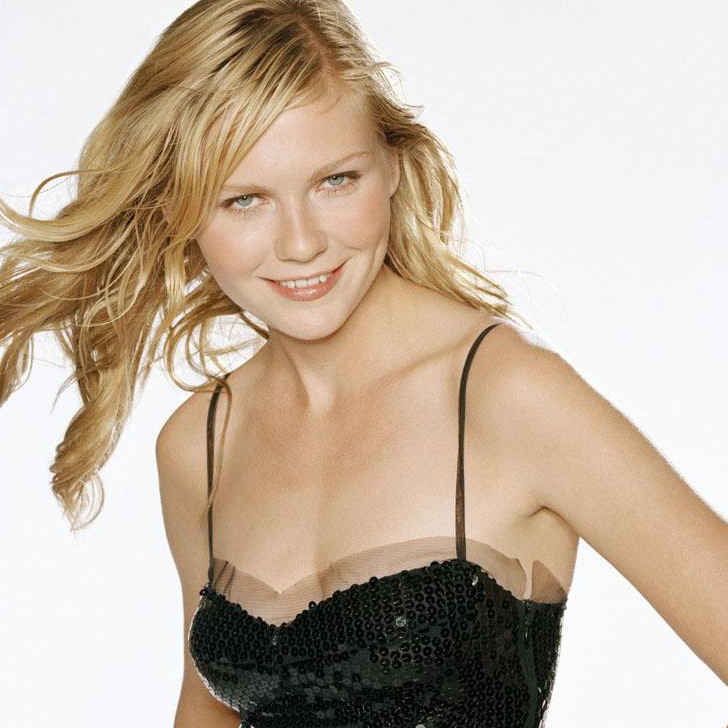 Actresses of Hollywood Kirsten Dunst
