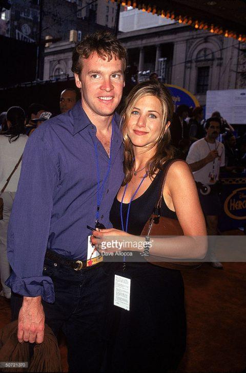 Jennifer and her boyfriend Tata Donovan