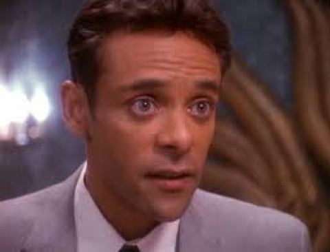 Alexander Siddig young age photo.