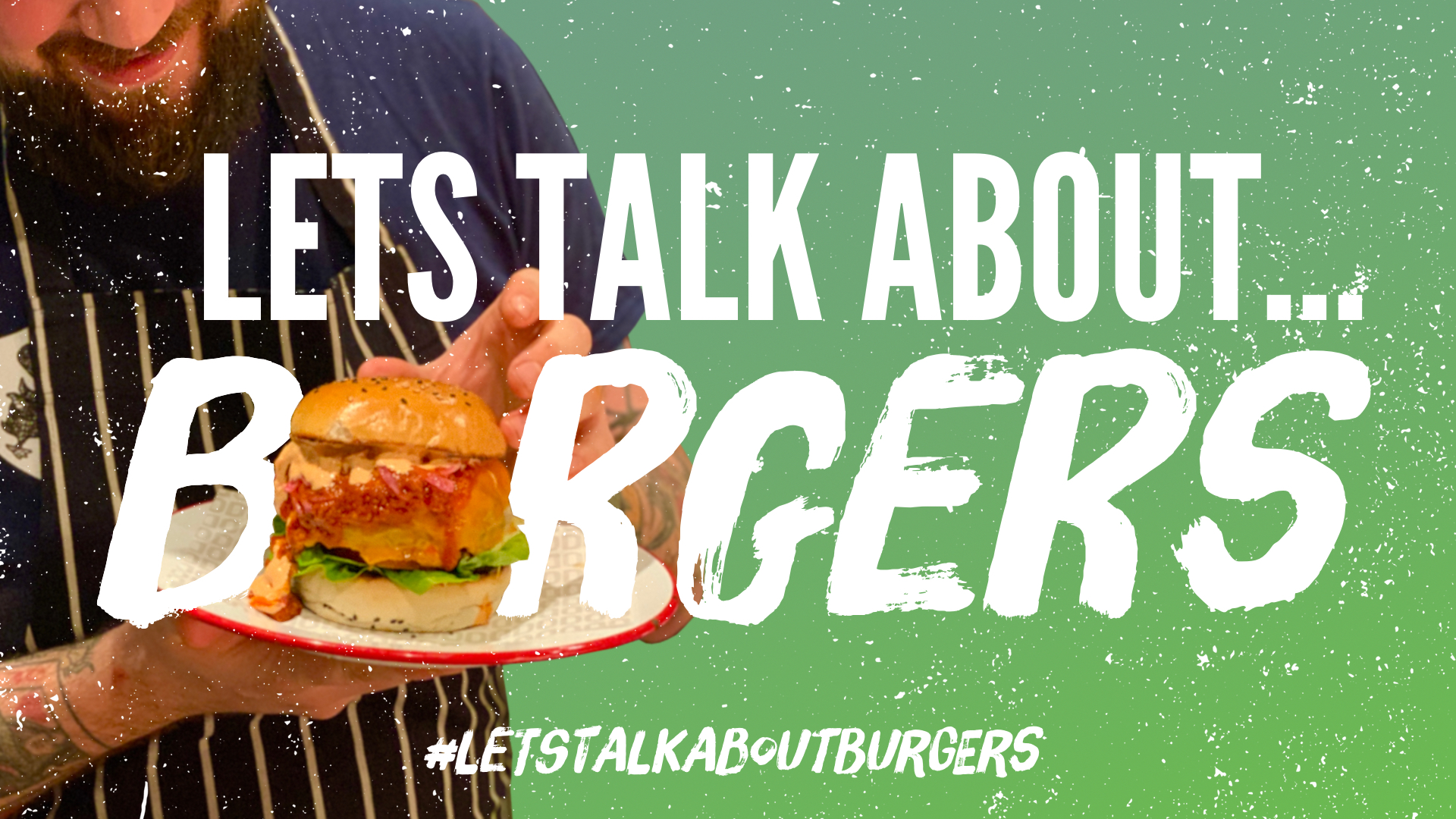 lets talk about burgers banner