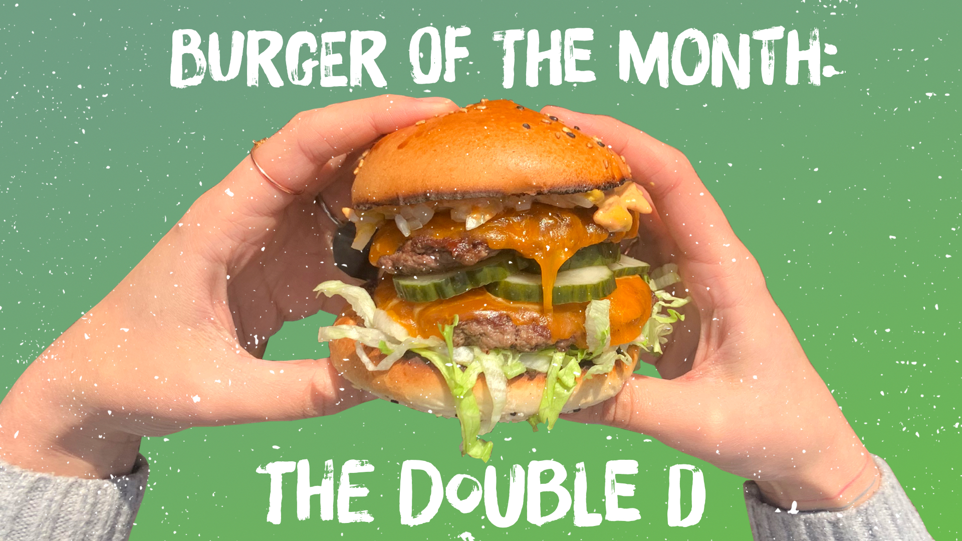 lets talk about burgers banner double d