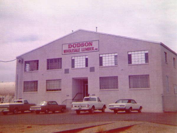 Dodson Lumber, 1974