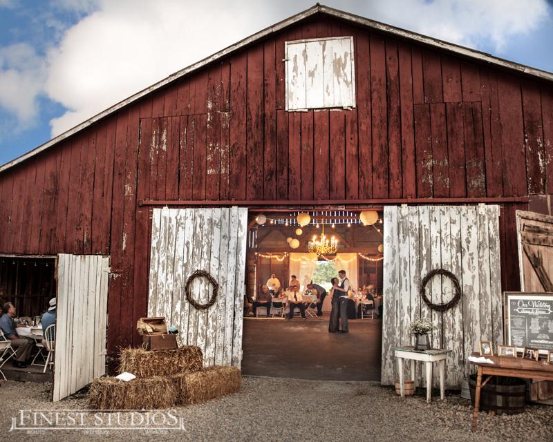 The Barn Barn Wedding Venue