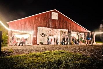 Dodson Orchards A Missouri Barn Wedding Venue