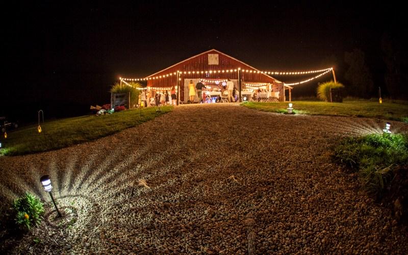 Romantic Wedding Venue Reception Venue Barn Missouri St.Louis