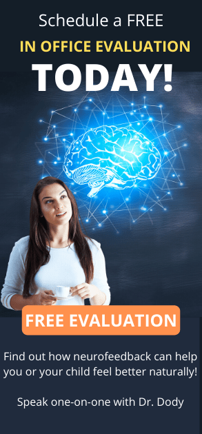 schedule a free neurofeedback evaluation for anxiety/panic attacks