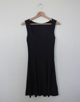 Robe patineuse fluide
