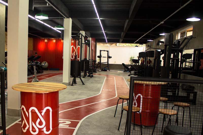 Kleber Mendes – Studio Fitness