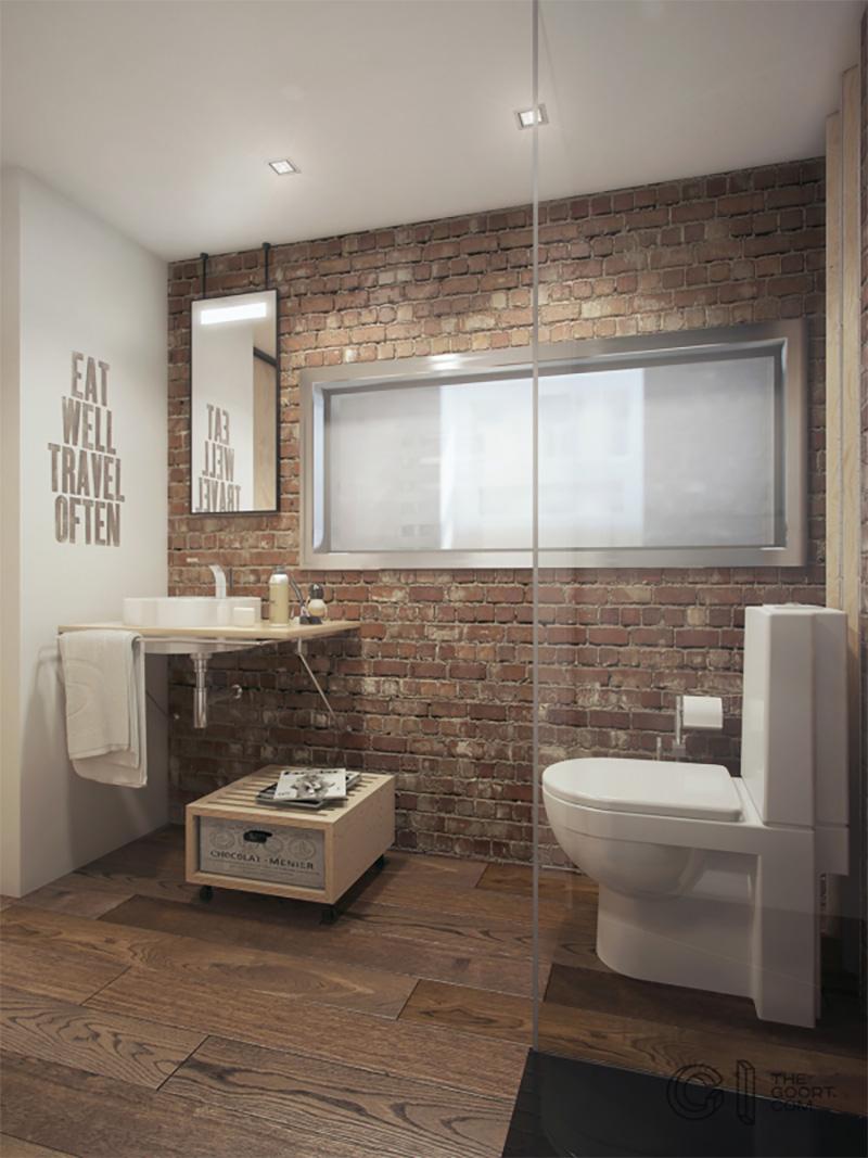 banheiro apartamento pequeno