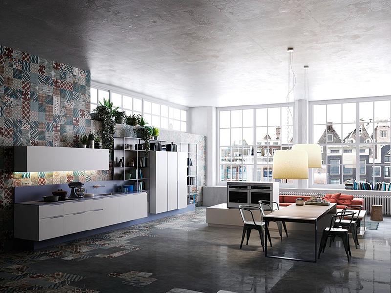 cozinha industrial integrada