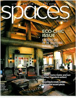 Spaces 2012 Cover