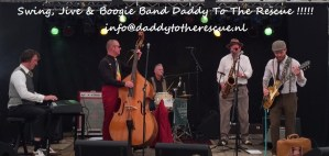 Daddy to the Rescue @ Doe Jazz '81 Doetinchem