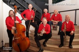 Jay Jay's Border Jazzmen @ Theater Astoria Winterswijk