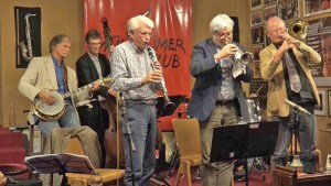 Red Wing Jazzband @ Doe Jazz '81 Doetinchem