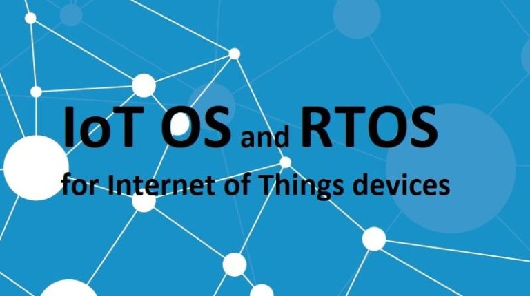 Real-Time IoT Operating Systems