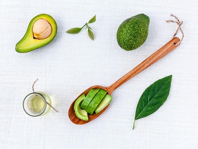 avocado olie zonbescherming factor