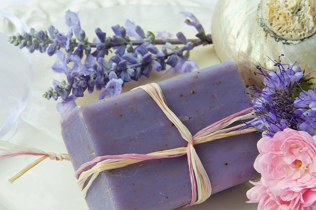 olijfzeep lavendelzeep