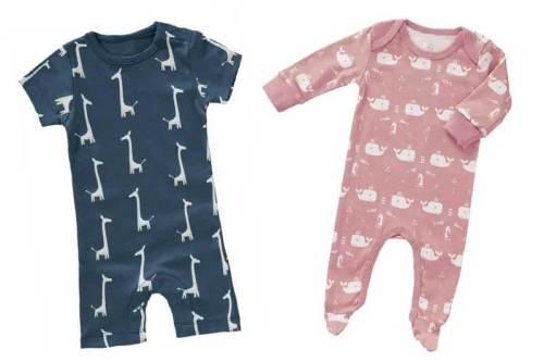 organische babykleding