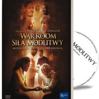 MODLITWA TO POTĘŻNA BROŃ DVD War Room - Siła Modlitwy