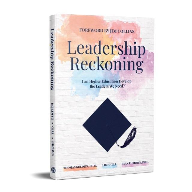 Leadership Reckoning Book  DOERR  Rice University