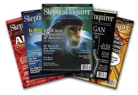 Skeptical Inquirer Magazine