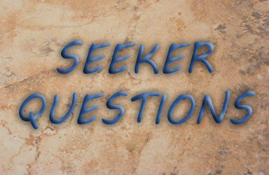 Seeker Questions
