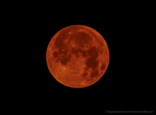 Longest Blood Moon
