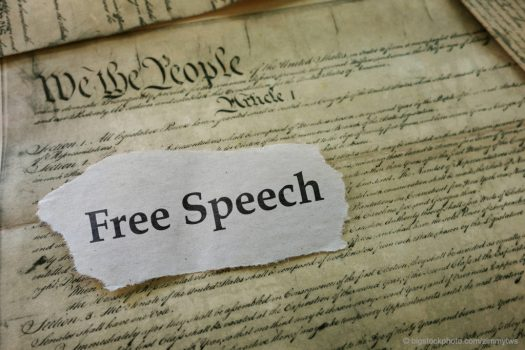 Politically Correct Orthodoxy and Free Speech