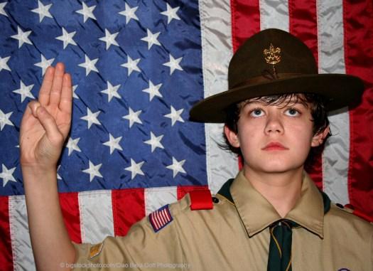 Boy Scout Dilemma