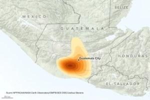 Volcano Fuego Eruption June 2018