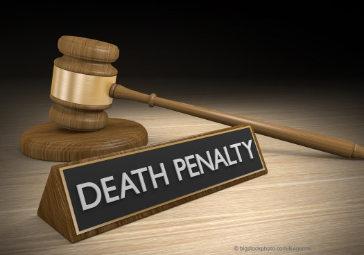 Death Penalty Inadmissible?