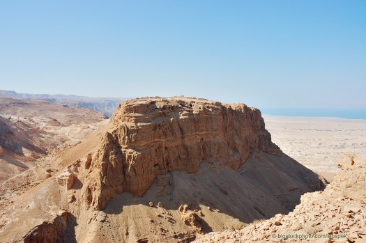 Archaeological Discoveries at Masada