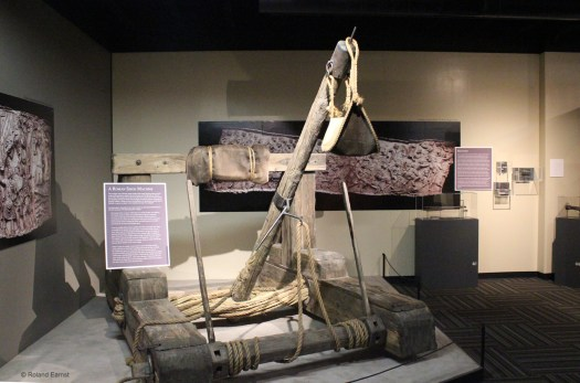 Clayton Museum- Onager