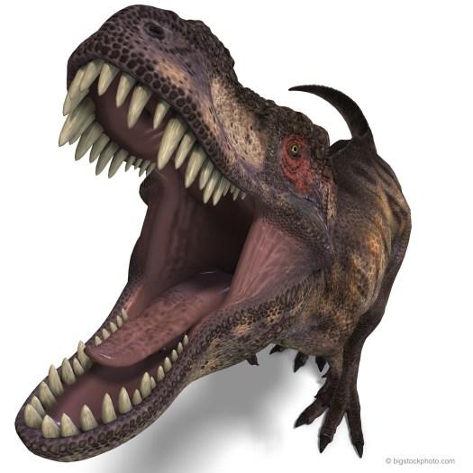 Why Did God Create T. Rex?