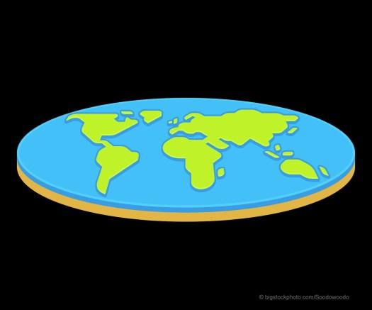 Earth Is Not Flat