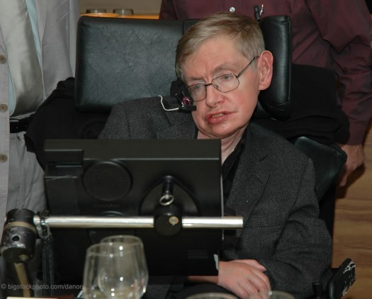 Stephen Hawking's Search