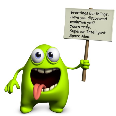 Reality of Space Travel and Little Green Men