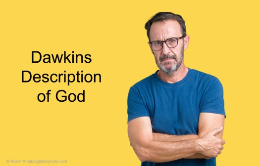 Dawkins Description of God