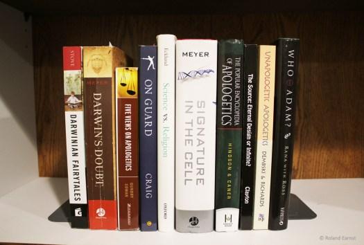 Arranging Books on a Shelf