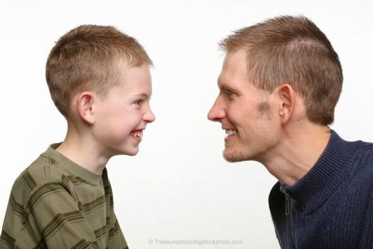 Human Double Image